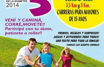 5ta. Movida de la Diabetes