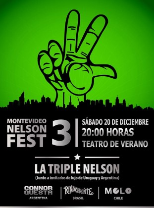 Lanzamiento Montevideo Nelson Fest 3