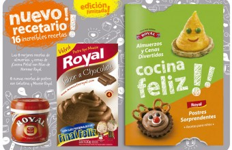Royal invita a divertirse cocinando en familia
