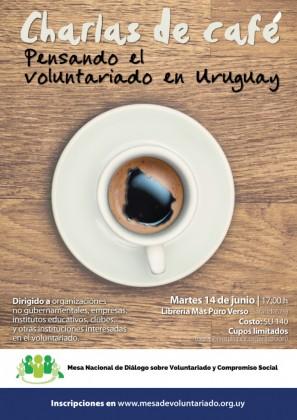 Charlas de café: Pensando el voluntariado en Uruguay - Sociedad