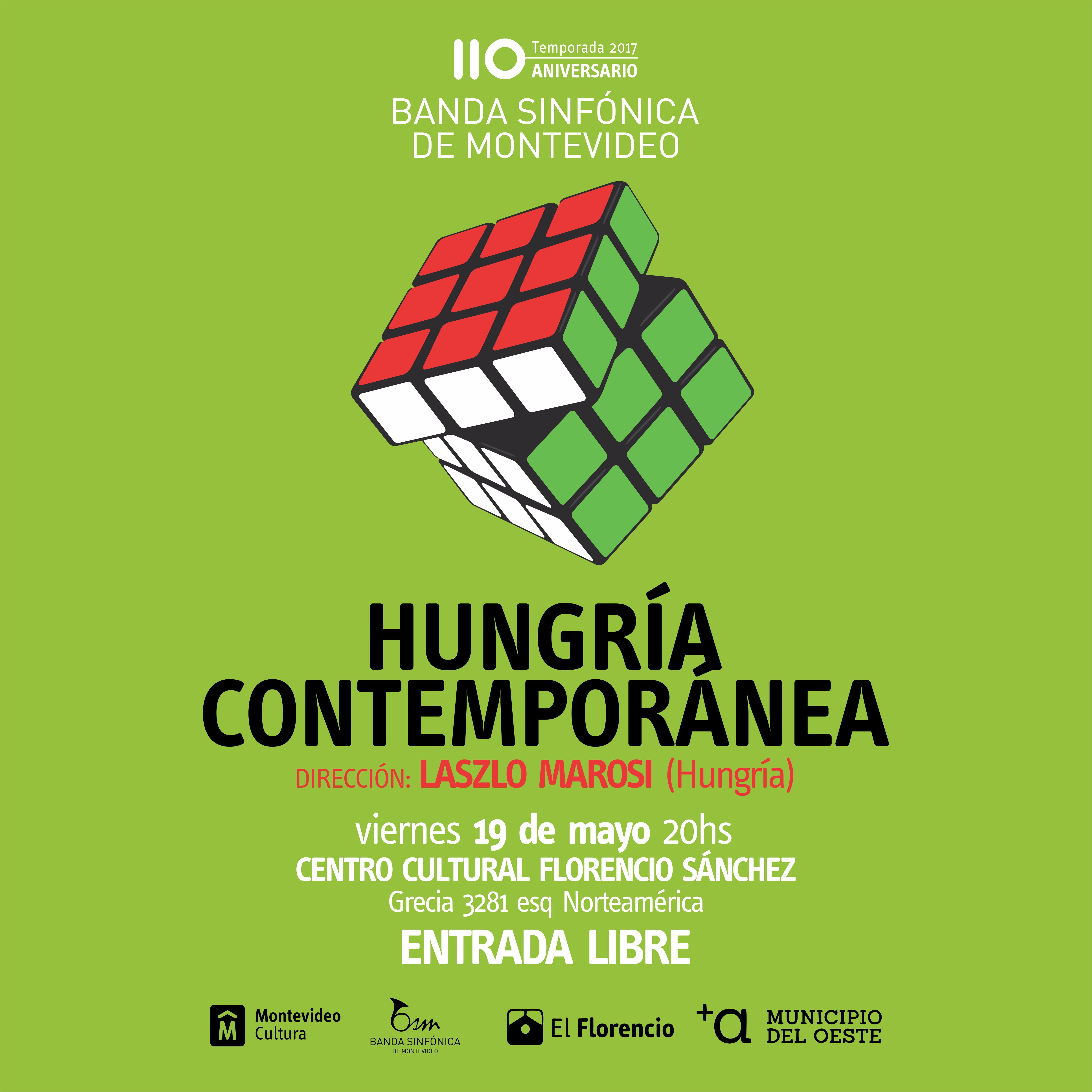 Hungría Contemporánea -