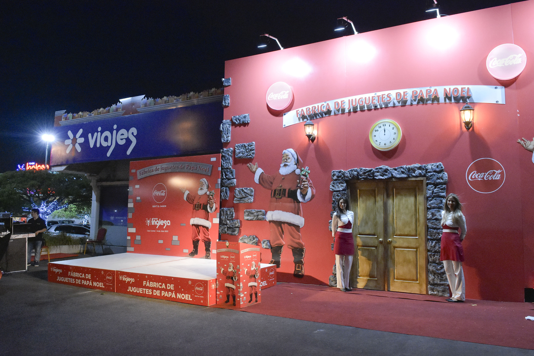 Realidad Sueño Inglesa El Y Hacen Conocer La De Tienda Coca Cola wmnvN0O8