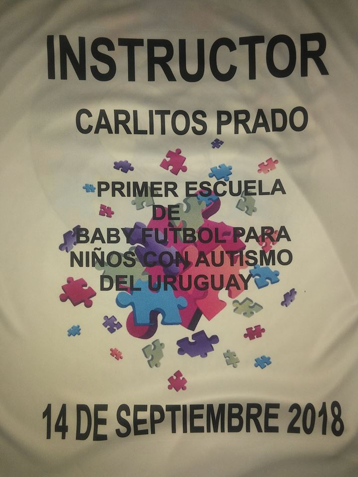 Instructor Carlitos Prado