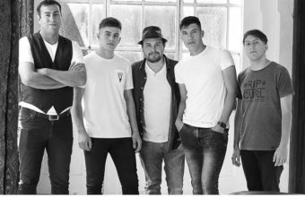 "Scima lanza su video clip ""ELLA"""