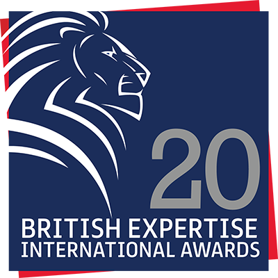 Ceibal en Inglés premiado globalmente en los British Expertise International Awards 2020
